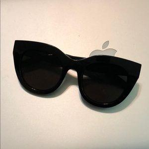 Le specs Air Heart Sunglasses